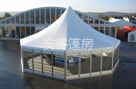 多边形篷房