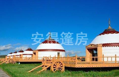 蒙古包定制