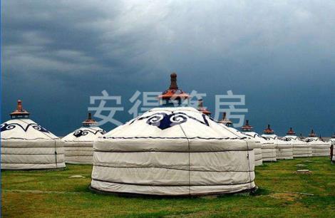蒙古包生产商