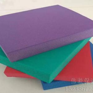 橡塑彩色板