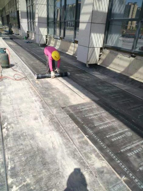 地下室顶板防水施工