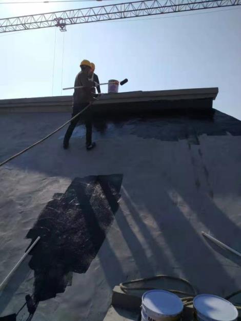外墙屋面防水维修
