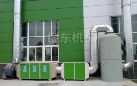 工业净化器等光氧催化设备厂家
