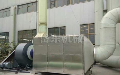 RTO催化燃烧废气处理设备厂家
