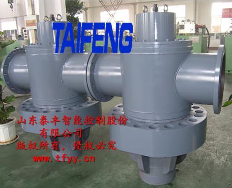 STF型充液閥