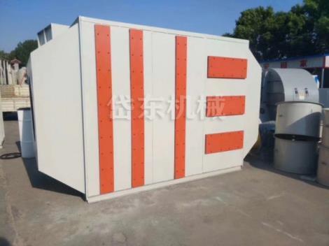 活性炭环保吸附箱废气烟气净化器