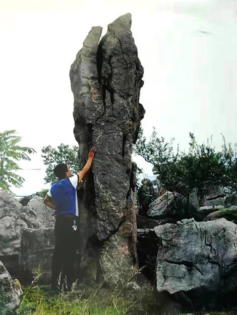 镇江景观石