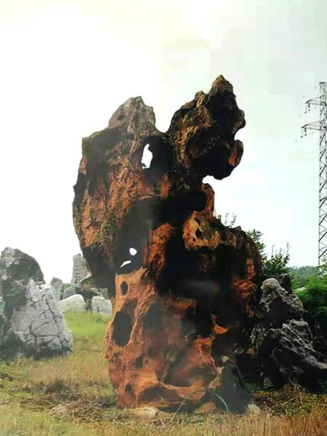 自然景觀石