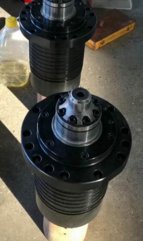 搅拌摩擦焊主轴