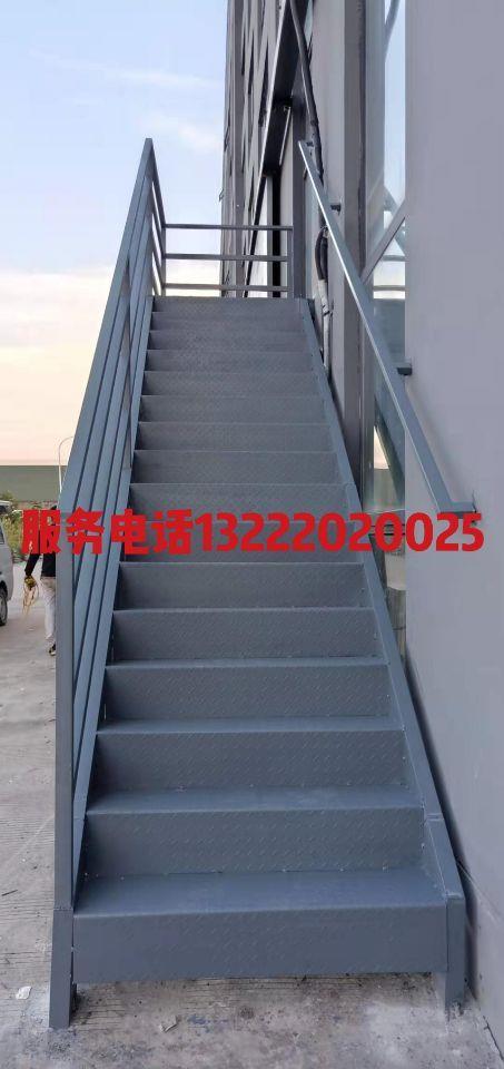 南京鋼結構樓梯