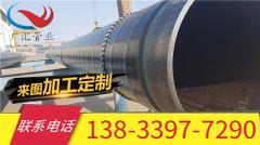 3PE防腐钢管定制商