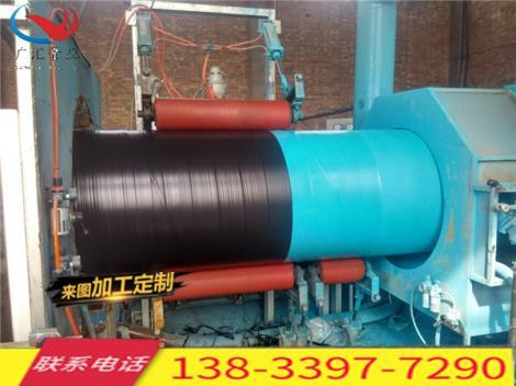 3PE防腐钢管安装厂家