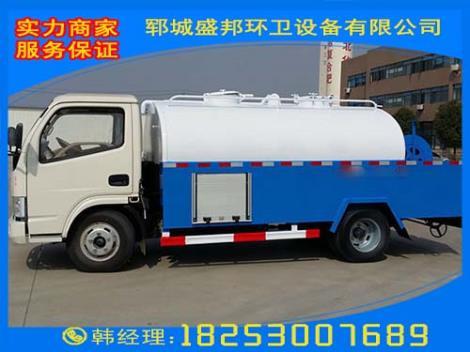 東風多利卡5立方高壓清洗車