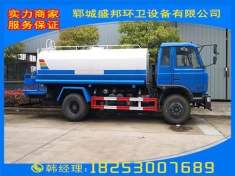 东风145 国五12吨洒水车