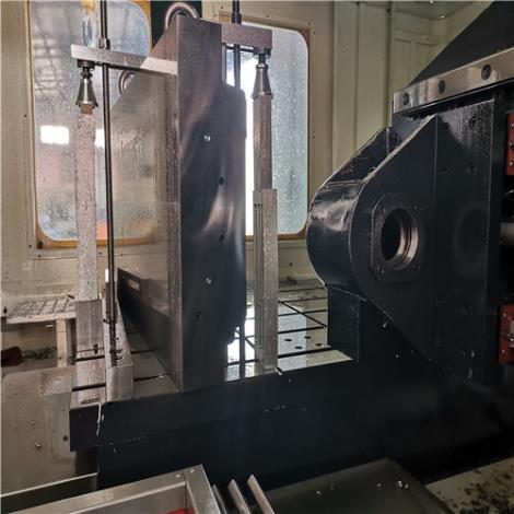 CNC加工車床