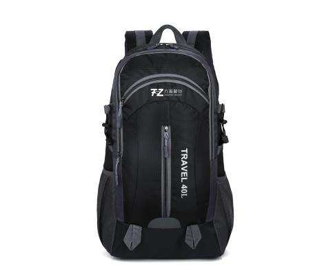 2020年箱包礼品定做  定制中小学书包牛津布书包双肩包定制FZW上海方振登山包