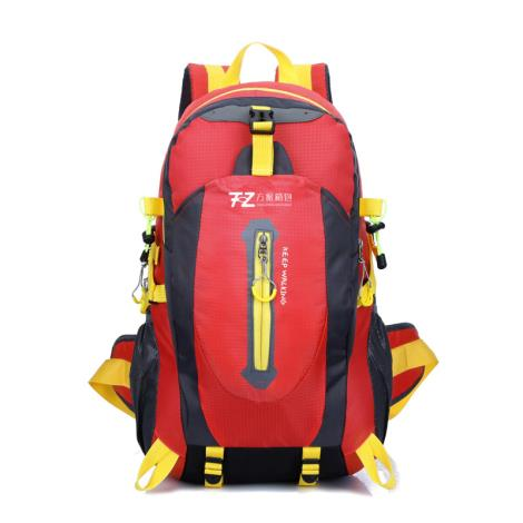 2021國慶節活動禮品登山包背包定制牛津布背包FZW  上海方振箱包定做