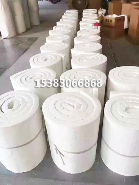 河北硅酸铝针刺毯