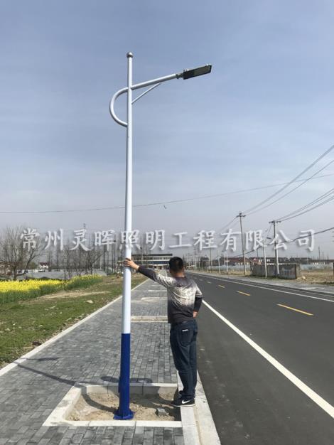 太阳能路灯加工