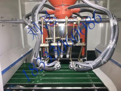 自动化喷砂机