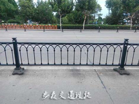 山东道路护栏