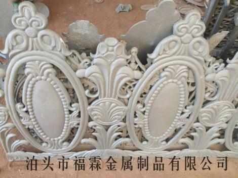 粘土砂铸件