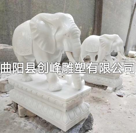汉白玉雕塑定制