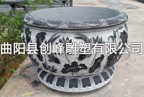 雕花石缸哪家好