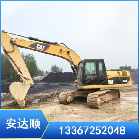 中型挖掘機