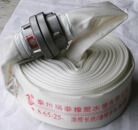聚氨酯有衬里消防水带