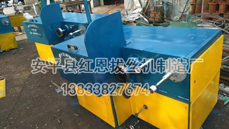 不锈钢拔丝机供应商