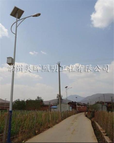 led太阳能灯