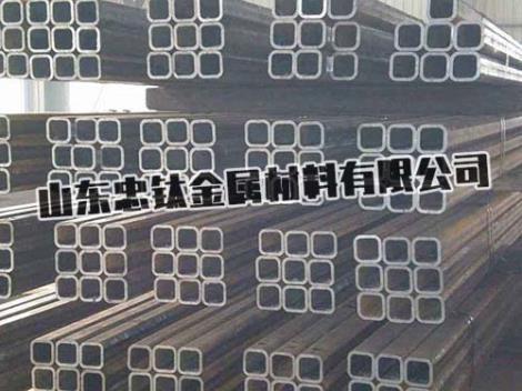 厚壁方管生产商