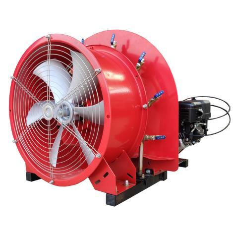 瓦力機械 車載式果園專用風送噴霧機噴藥機
