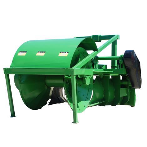 瓦力機械ZGJ-350S 農用雙面水田高速全齒輪傳動筑埂機起壟機