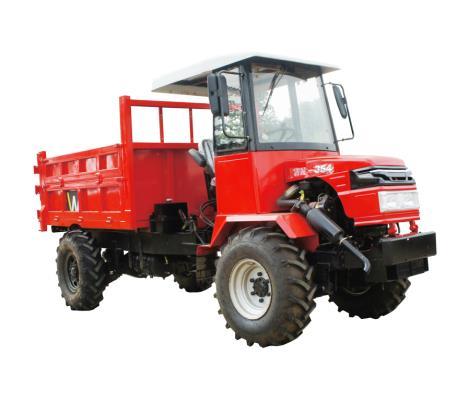 熱帶沼澤四驅鉸接式柴油越野運輸拖拉機