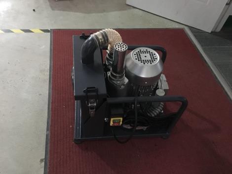 上海弹簧制造无尘车间吸金属小铁片威德尔WX2230吸尘器