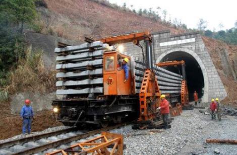 鐵路鋪軌架梁工程資質