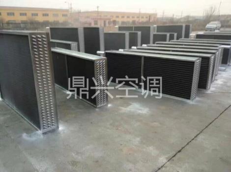 空调表冷器生产