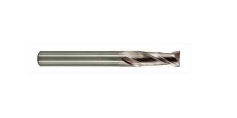 加長柄2刃圓鼻鎢鋼銑刀