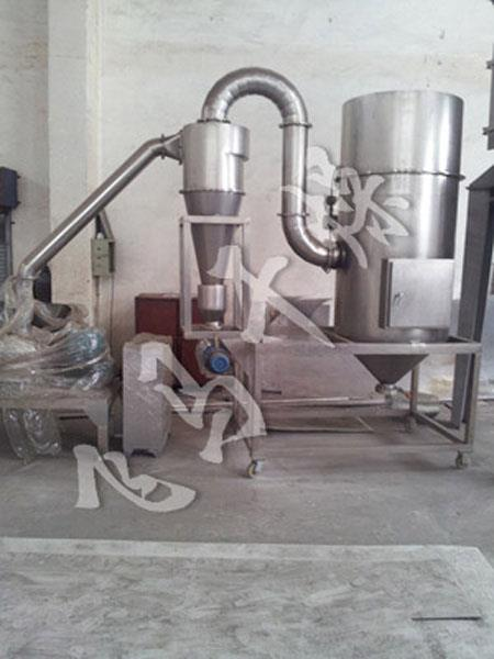 WFJ系列微粉碎机生产厂家