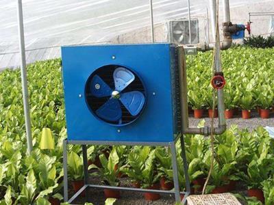 山東畜牧大棚暖風機生產