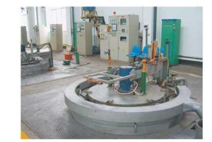 井式氣體少氧化爐