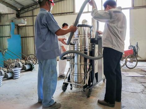 自动清灰吸尘器机床加工用吸尘器机械加工用吸尘器