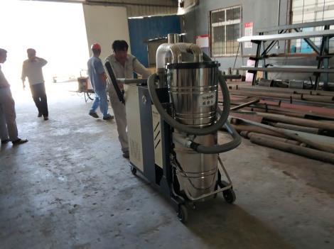 锅炉厂用吸尘器齿轮加工配套用吸尘器铁屑铁粉用吸尘器