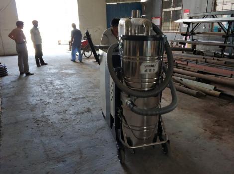 吸活性炭粉末吸尘器威德尔全自动?#21019;?#21560;尘器锻造车间用吸尘器