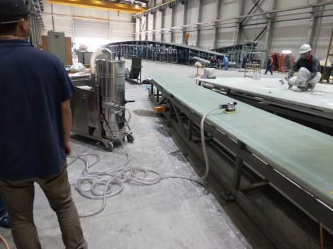 机械加工用吸尘器数控车间用吸尘器金属粉末颗粒用吸尘器