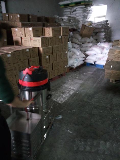 电瓶充电式工业吸尘器金属粉末用吸尘器车间地面用吸尘器 无线充电吸尘器