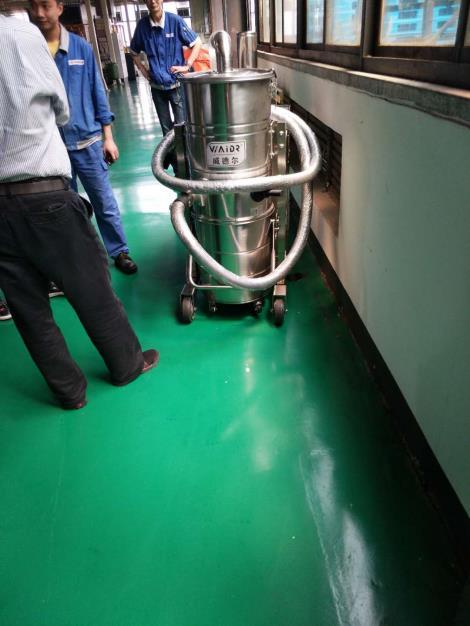 激光切割配套用吸尘器模具加工用吸尘器金属粉末用吸尘器