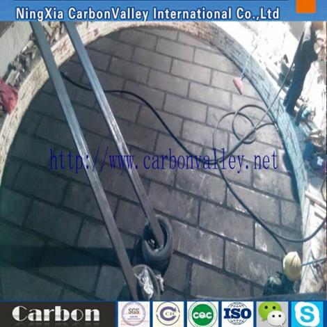 宁夏糊缝 电石炉用自焙炭砖    炭砖砌筑填缝剂冷捣糊   碳素产品